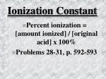 ionization constant50