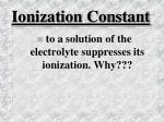 ionization constant52