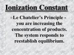 ionization constant53
