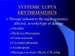 systemic lupus erythematosus34