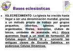 bases eclesi sticas10