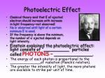 photoelectric effect11