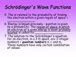 schr dinger s wave functions34