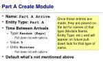 part a create module