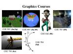 graphics courses