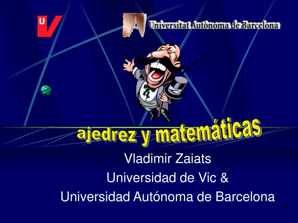 vladimir zaiats universidad de vic universidad aut noma de barcelona l.