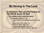 be strong in the lord5