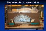 model under construction21
