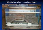 model under construction22