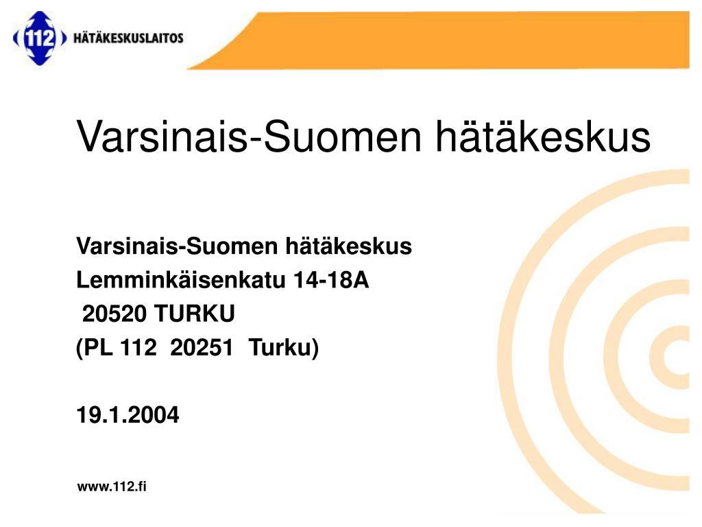 varsinais suomen h t keskus l.