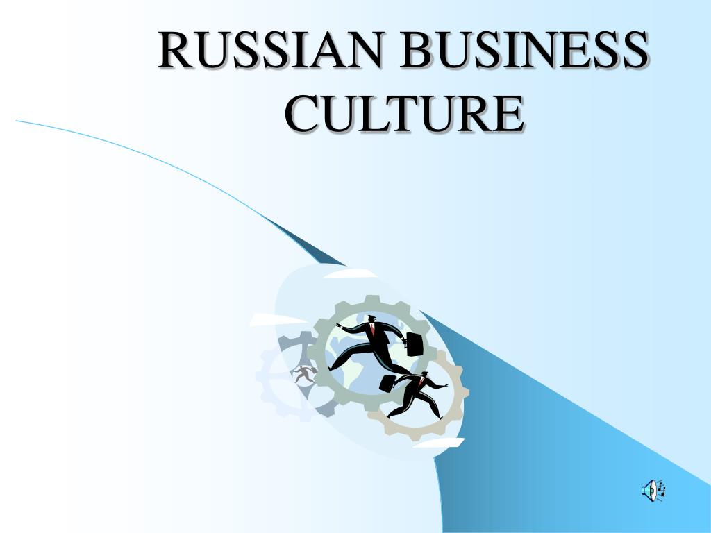 russian business culture l.
