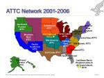 attc network 2001 2006