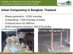 urban composting in bangkok thailand