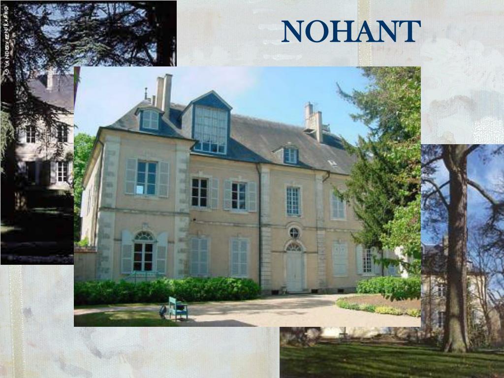 NOHANT
