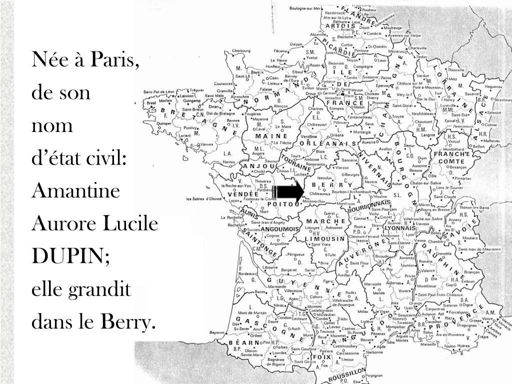 Née à Paris,