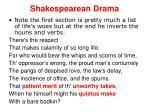 shakespearean drama10