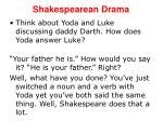 shakespearean drama8