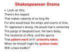 shakespearean drama9