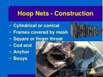 hoop nets construction