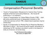 compensation personnel benefits12