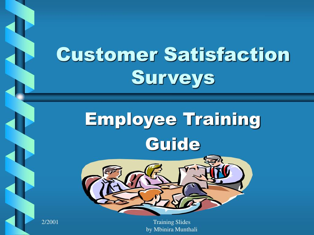 customer satisfaction surveys l.