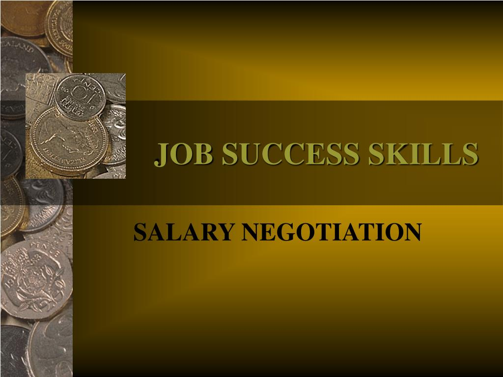 job success skills l.