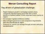 mercer consulting report34