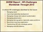 shrm report hr challenges worldwide through 2015
