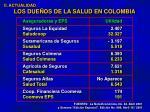 los due os de la salud en colombia