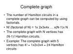 complete graph9