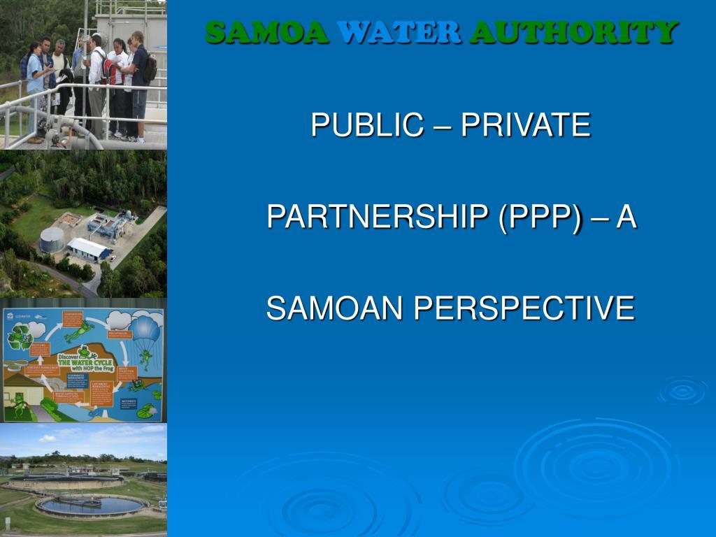 samoa water authority l.