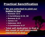 practical sanctification23