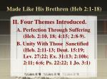 made like his brethren heb 2 1 182
