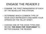 engage the reader 2