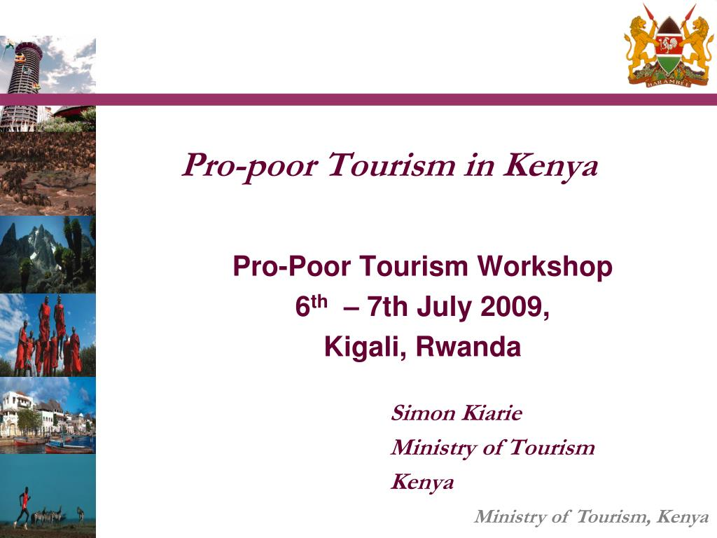 pro poor tourism in kenya l.