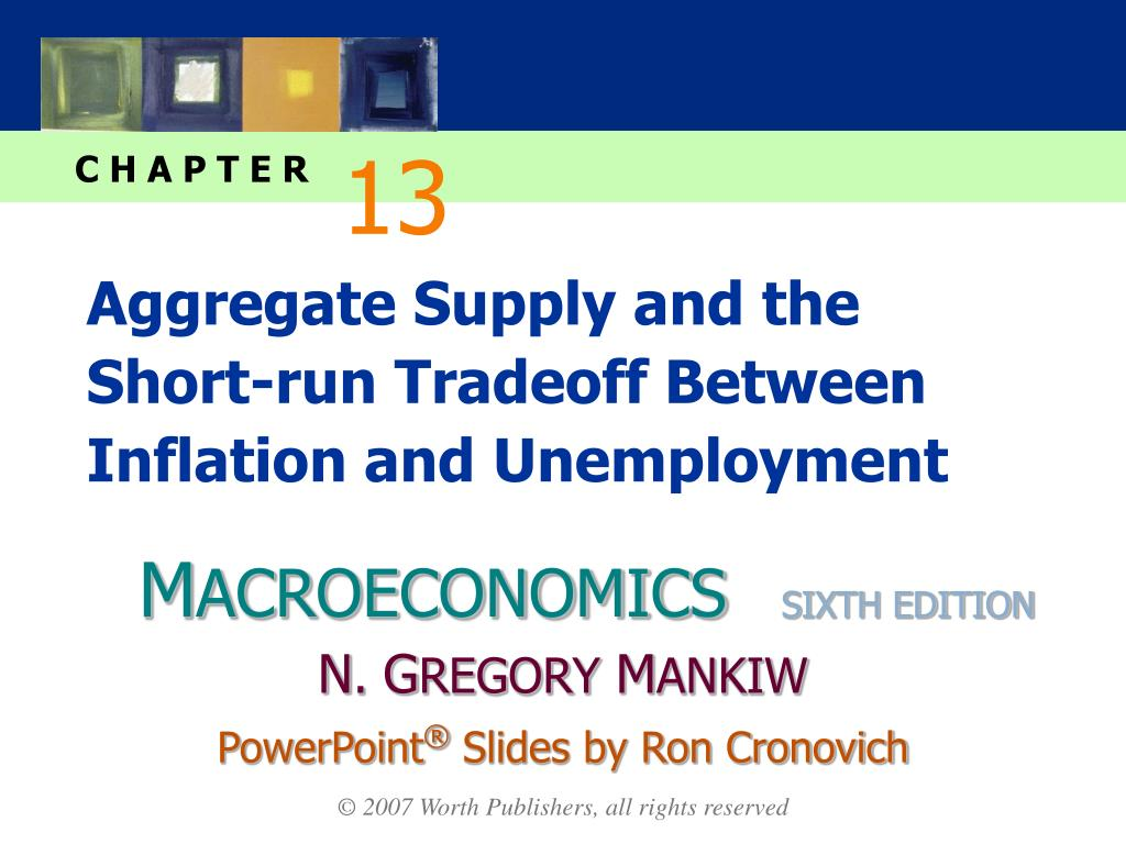 aggregate supply and the short run tradeoff between inflation and unemployment l.