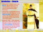 introduction zheng he