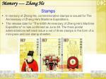 memory zheng he