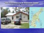 hiv std resource treatment center building n 29 navy hill saipan