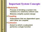 important system concepts14