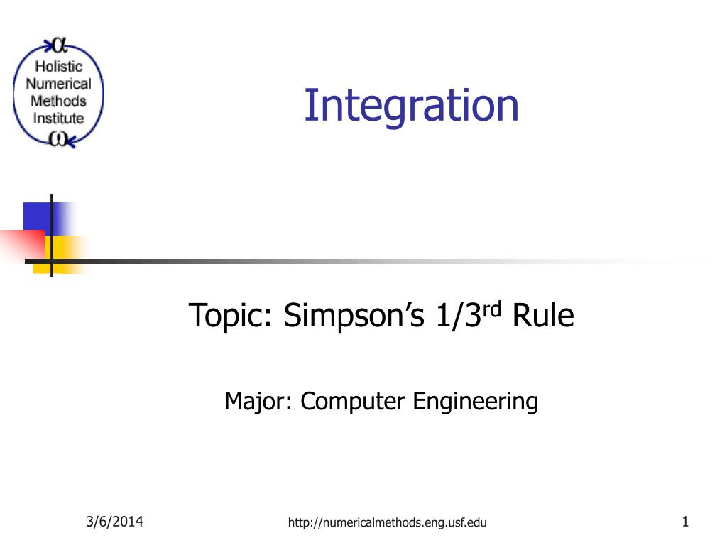 integration l.
