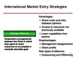 international market entry strategies15