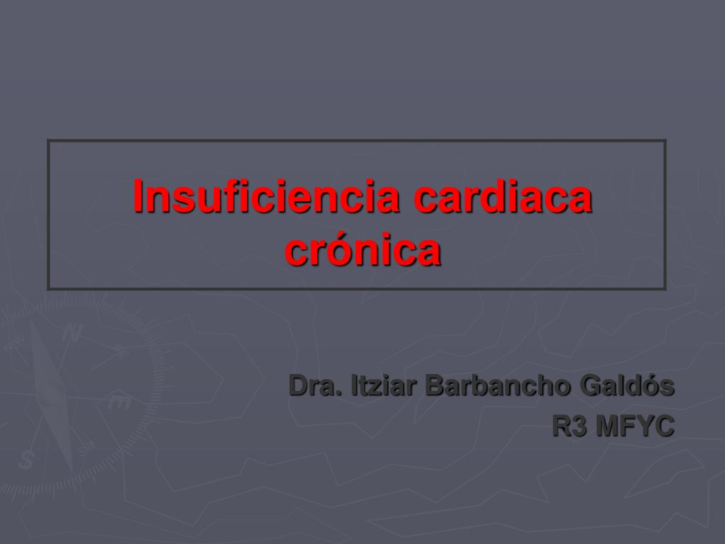 insuficiencia cardiaca cr nica l.