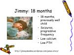 jimmy 18 months