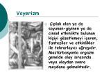 voyerizm