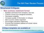 the nih peer review process31