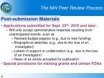 the nih peer review process34