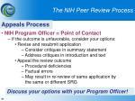 the nih peer review process41