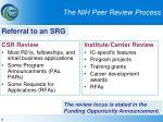 the nih peer review process5