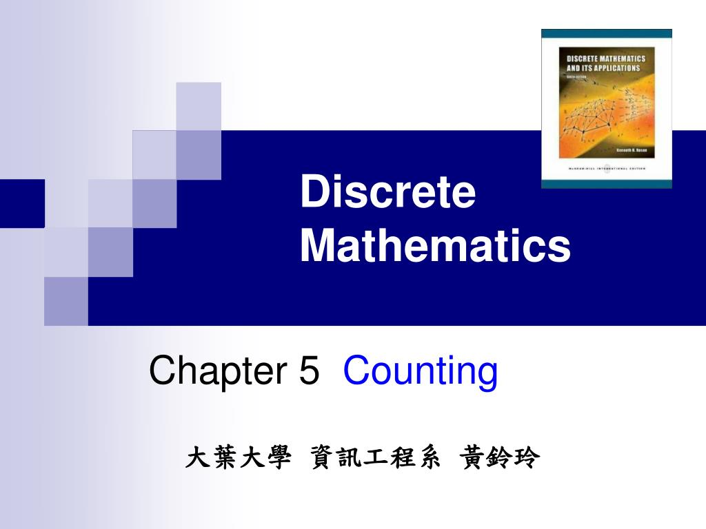 discrete mathematics l.
